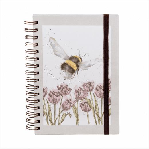 Bumblebee Blank Greeting Card Wrendale Designs Flight of the Bumblebee