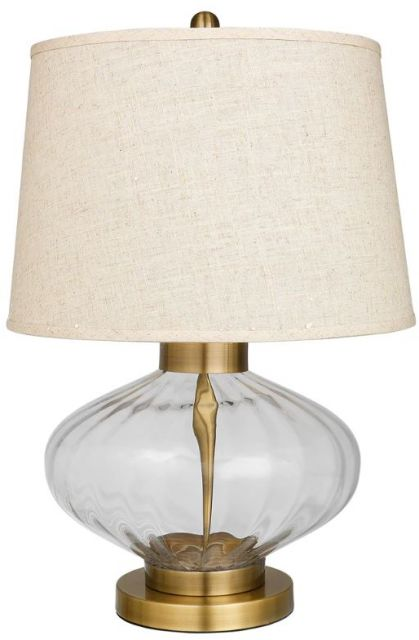 Mindy Brownes Interiors Briana Table Lamp