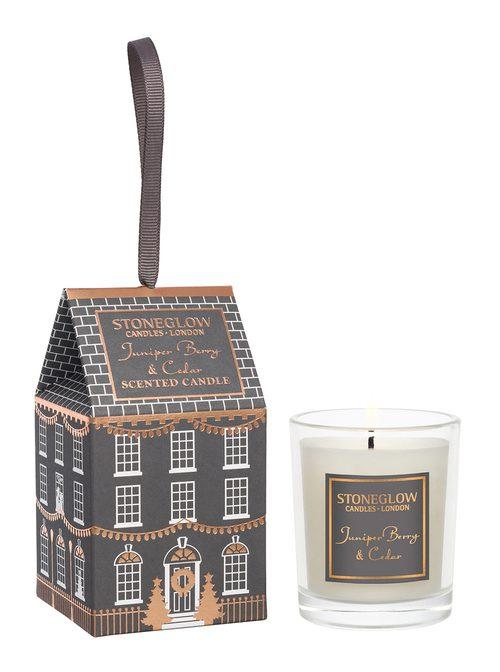6942 Stoneglow Juniper Berry Cedar Scented Candle