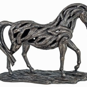 rr012-mindy-bronw-genesis-assured-horse-bronze-sculpture