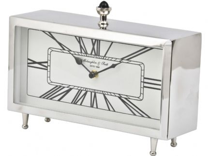 nebolo-nickel-rectangular-mantel-clock