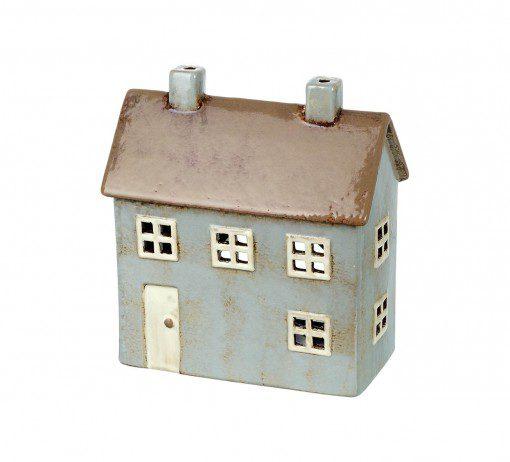 Mulberry Tea Holder Holder Ceramic House