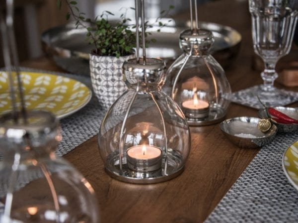 Edge Company Bell Tea Light Holders