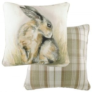 watercolour-hare-piped-cushion