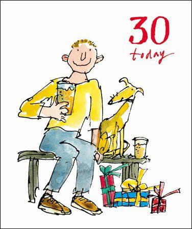 456558-quentin-blake-30-male-birthday-greeting-card