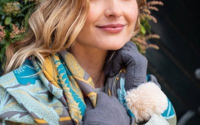 Winter Warmers – Stylish Scarves, Gloves, Socks and Blankets