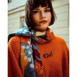 powder-autumn-floral-print-scarf-moss