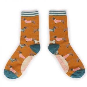 powder-design-jumper-sausage-dogs-ankle-sock