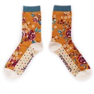 powder-design-rosebud-ankle-sock