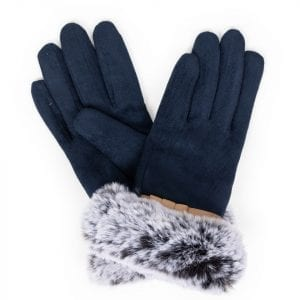 powder-penelope-faux-suede-gloves-navy