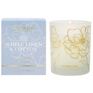 stoneglow-day-flower-white-linen-cotton-scented-candle