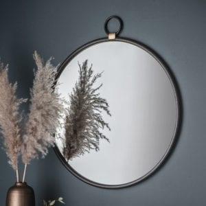 bayswater-black-round-wall-mirror