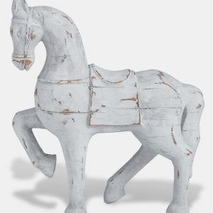 190408c4-vintage-garden-white-wooden-horse