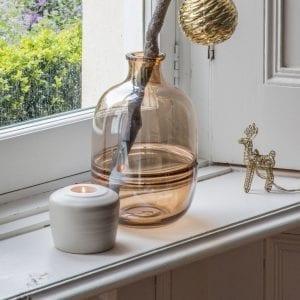 imari-white-tea-light-holder-window-sill