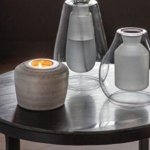imari-greay-tea-light-holder-candle-lit