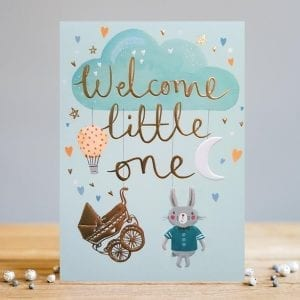 sd007-louise-tiler-welcome-little-one-greeting-card