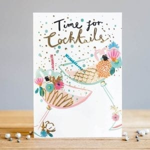 ts009-louise-tiler-time-for-cocktails-greeting-card
