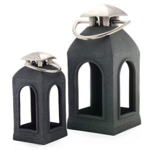 alcl-anthracite-classic-candle-holder-lantern-large