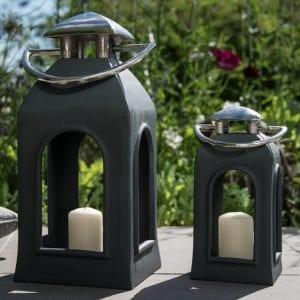 alcl-cast-aluminium-candle-lantern-anthracite-graphite-grey