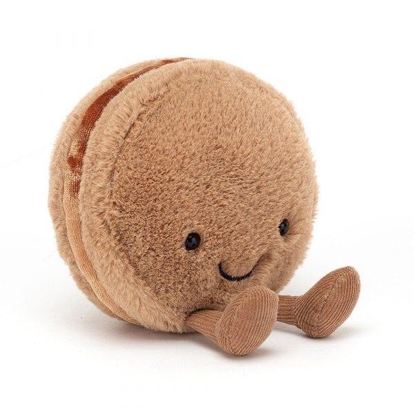 jellycat-amuseable-macaron-chocolate
