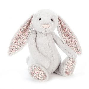 BL2SB- jellycat-Silver- Blossom -Bunny