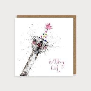 wl02-birthday-girl-ostrich-louise-mulgrew-greetings-card