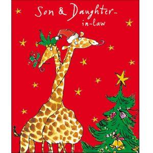 woodmansterne-quentinblake-christmas-cards-son-daugher-in-law-giraffes