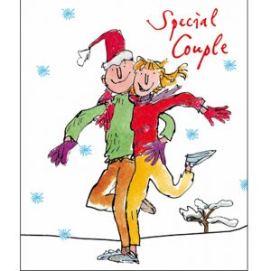 woodmansterne-quentinblake-christmas-cards-couple-skating