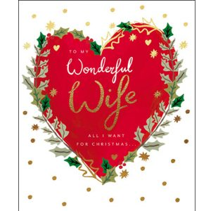 woodmansterne-christmas-cards-wonderful-wife-heart