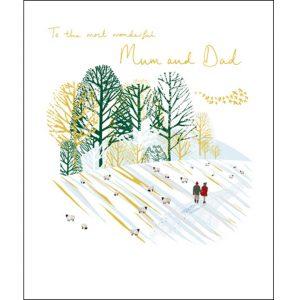 woodmansterne-christmas-cards-dad-mum-trees