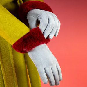 bettina-faux-suede-gloves-slate-berry
