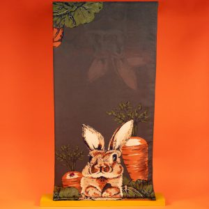 print-scarf-gardening-bunny